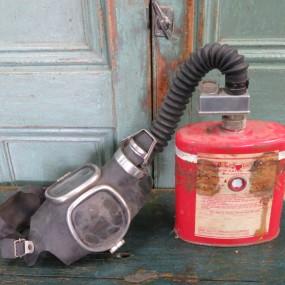 #24111 - 160$ masque à gaz