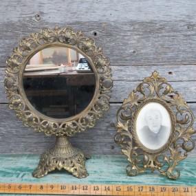 #24126 - 65$ ch. miroir et cadre