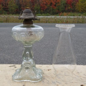 #24055 - 80$ lampe à l'huile