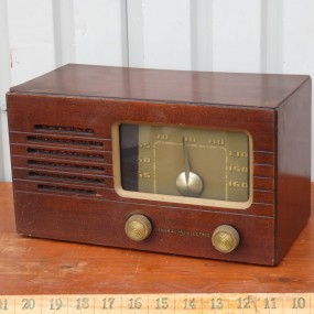 #24184 -  petit radio