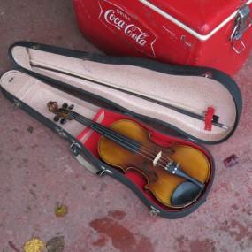 #24274 - 175$ Ancien violon