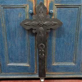 Funeral cross