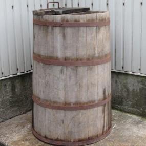 Baril à eau d'érable