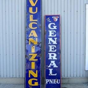 Annonces publicitaires Vulcanizing (VENDUE) et Général pneu 765$