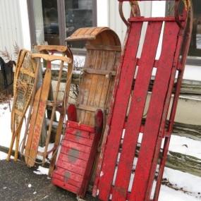 #24709 -  Anciens traîneaux