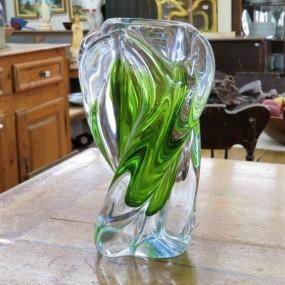 #26426 -  Vase en verre
