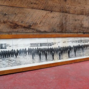#22419 -  Ancienne photo militaire