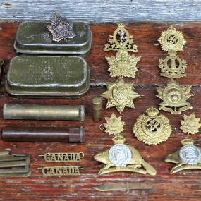 #22422 -  Lot de médailles militaires