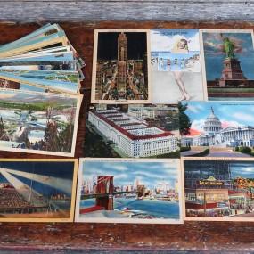 #22431 - 3$ ch. Lot de cartes postales