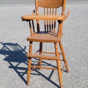 #26450 -  Chaise haute