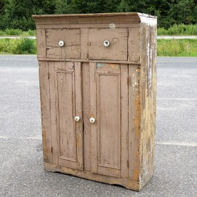 #28269 - 385$ Country pine cupboard