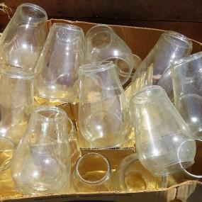 #26484 - 15$ ch. Globes de fanal