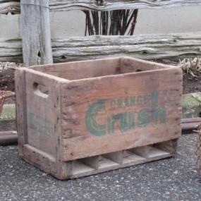 #24811 -  Caisse, boîte de liqueur Crush