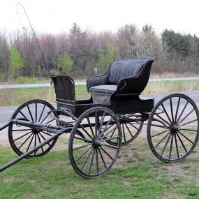 #26651 -  Voiture à cheval