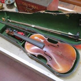 #26606 - 140$ Ancien violon