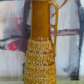 West Germany pitcher
