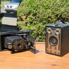 #26837 - 55$ ch. Kodak, appareil photo, caméra
