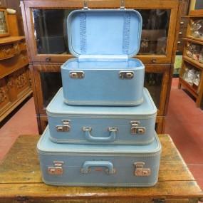 #25230 -  3 valise vintage