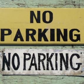 #26872 - 15$ ch. Enseigne de stationnement, no parking