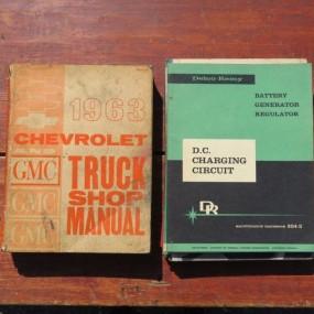 #26806 - 25$ ch. Livres de mécanique automobile