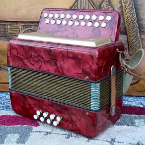 Accordéon, instrument de musique