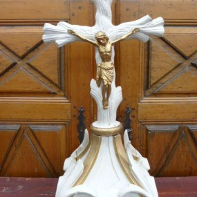 crucifix antique