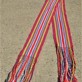 Ancienne ceinture fléchée