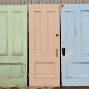 Anciennes portes de maison