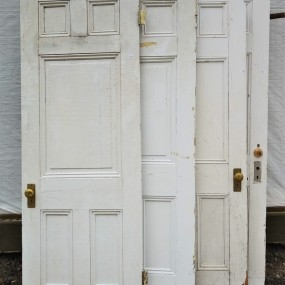 Anciennes portes de manoir