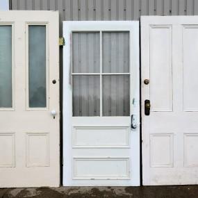 Anciennes portes