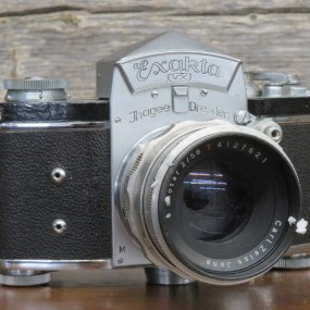 Appareil photo, caméra Exakta, kodak
