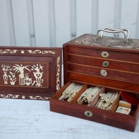 #39563 - 85$ Little toy china box