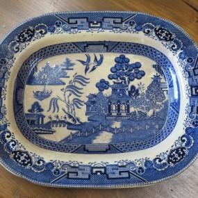 Dishes plate
