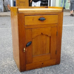 Bedside table chest, washstand