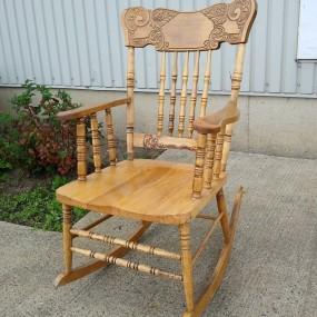 Chaise berçante, berceuse
