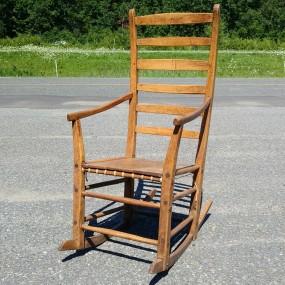 Chaise berçante, berceuse , fauteuil berçant