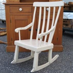 Chaise berçante, berceuse de St-Hilarion