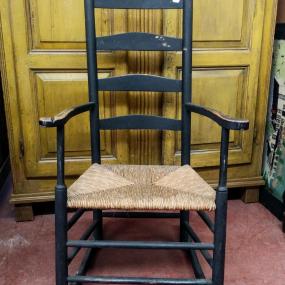 Chaise berçante dite