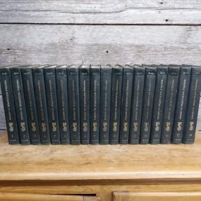 Collection de livres, encyclopédies