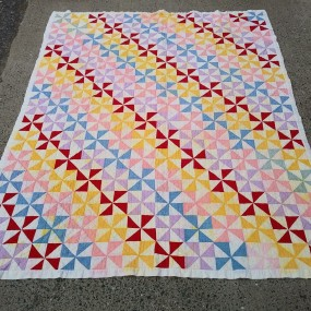 Quilt blanket (look other pictures)