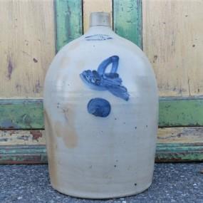 E.L. Farrar, Iberville stoneware jug