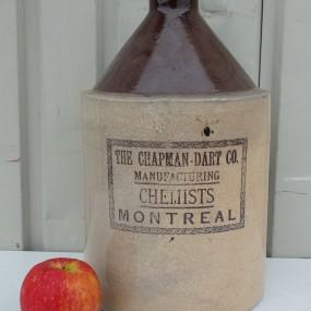 Montreal merchand jug