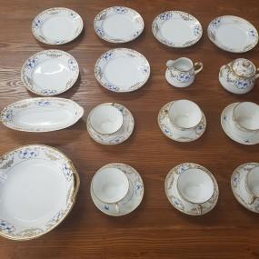 Ensemble de vaisselle pour le thé nippon