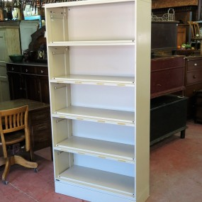 Vintage shelf bookcase
