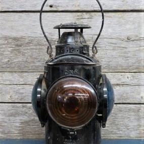 Fanal de train, lanterne C.N.R.