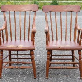 Fauteuils, chaises à bras