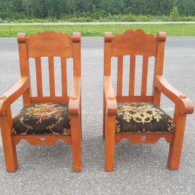 Fauteuils, chaises (entrepot)