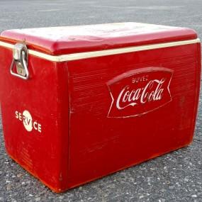 Glacière Coca-Cola, cooler