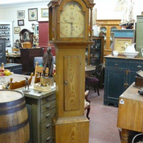 Beautiful grand father Winchester clock