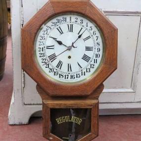 Arthur Pequegnat clock